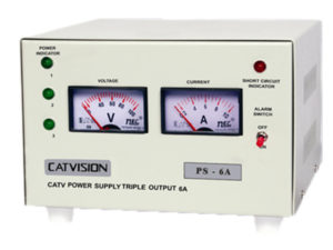 catvision power supply headend equipment