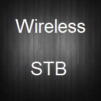 wireless stb wireless set top box