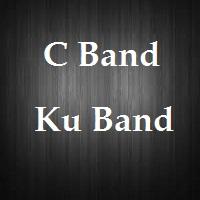c band ku band for catv digital headend