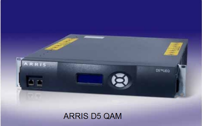 how to insert service in arris d5 qam or arris d5 qam configuration rh headendinfo com