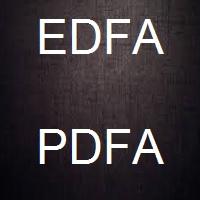 edfa pdfa