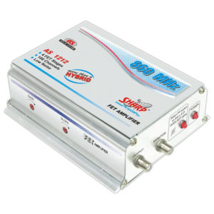 sharp amplifiers headend equipment