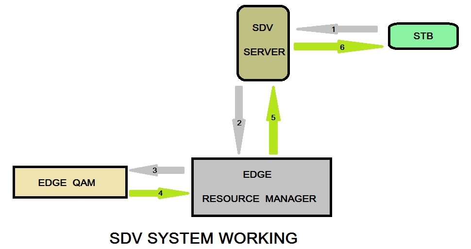 sdv system Switched Digital Video