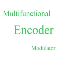 multifuctional encoder modulators