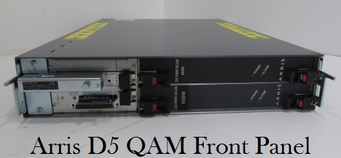 arris d5 qam power supply troubleshooting and repair rh headendinfo com
