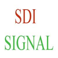 sdi signal