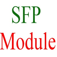 sfp module small form factor pluggable module