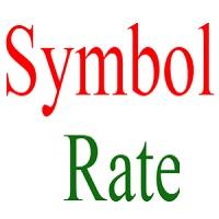 symbol rate